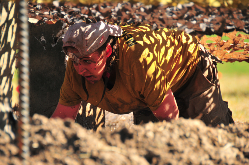 Story Stills: Mud Run